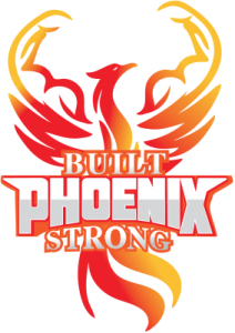 Personal Training Built Phoenix Strong Logo Lg
